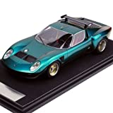 FRONTIART(フロンティアート) FRONTIART(フロンティアート) Lamborghini Miura Jota SVR (クリアブルー)