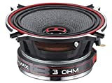 DS18 EXL-SQ4 4-Inch 3-Ohm High Sound Quality Speaker 260 Watts - Set of 2