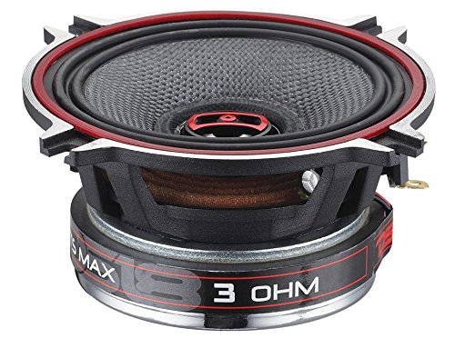 DS18 EXL-SQ4 4-Inch 3-Ohm High Sound Quality Speaker 260 Watts - Set of 2 by DS18 (Image #9)