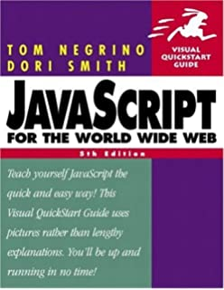 Javascript Visual Quickstart Guide 8th Edition Pdf