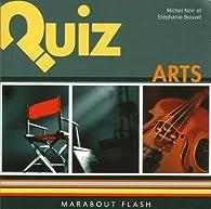 Quiz arts par Stéphanie Bouvet