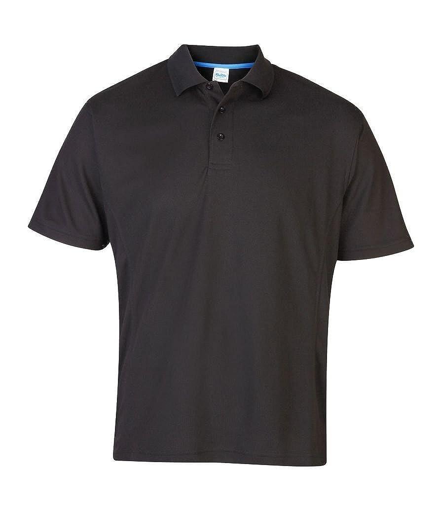 b5b6d91a5c9f Awdis Herren-Polo-Shirt, kühl, leicht, atmungsaktiv, für Sport  Amazon.de   Bekleidung