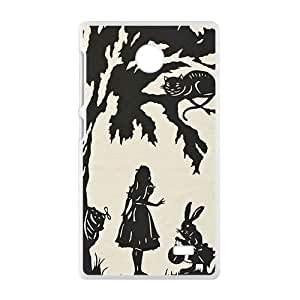 Alice in Bomberland Cell Phone Case for Nokia Lumia X