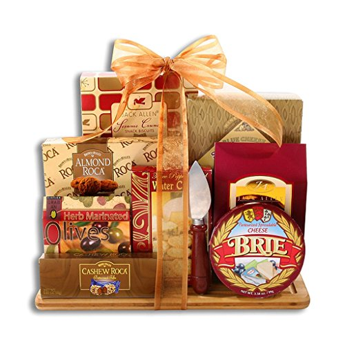 Cutting Board Gift Basket, Thoughtful and Practical Gift for Anyone on your Holiday List