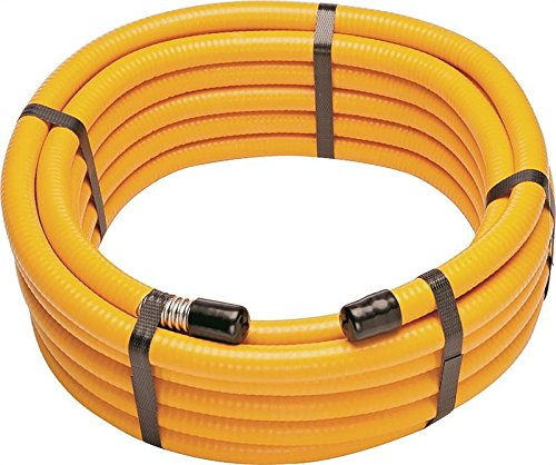 (Tru Flex Metal Hose Llc PFST-1225 Corrugated Stainless Steel Tubing 1/2