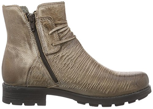 Yellow Cab Devoted W - Botas de moto Mujer Marrón - Braun (Tan)
