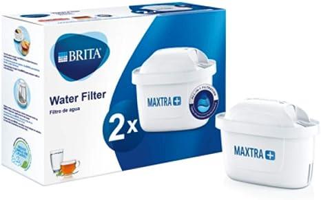 BRITA MAXTRA+ – Pack 2 filtros para el agua