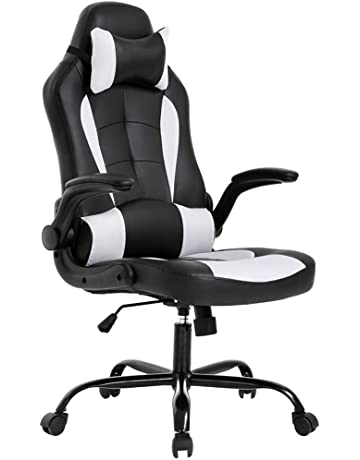 Office Desk Gaming Chair High Back Computer Task Swivel Executive  Racingchair for BackSupport with Lumbar Support 7d7ab3b468