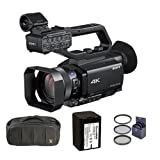 "Best Sony Bag Evers - Sony HXR-NX80 Compact 1"" NXCAM 4K Camcorder Review"