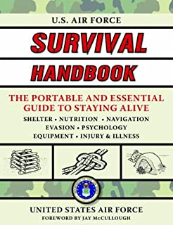 Us air force pocket survival handbook the portable and essential us air force survival handbook the portable and essential guide to staying alive us fandeluxe Image collections