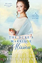 The Duke's Marriage Mission (The Glass Slipper Chronicles Book 3)