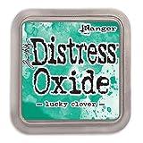 Ranger Tim Holtz Distress Oxides Ink Pads Lucky Clover (12 Pack)