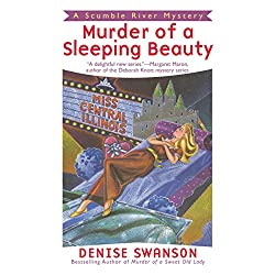 Murder of a Sleeping Beauty