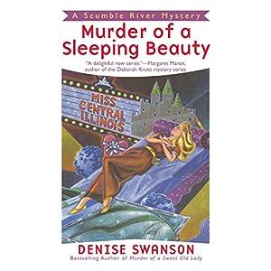 Murder of a Sleeping Beauty Audiobook