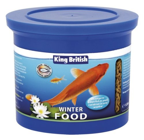 King British Pond Flake Food 150g (Pack of 2) Beaphar UK Ltd