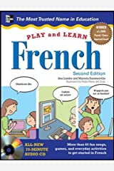 Play and Learn French with Audio CD, 2nd Edition Hardcover