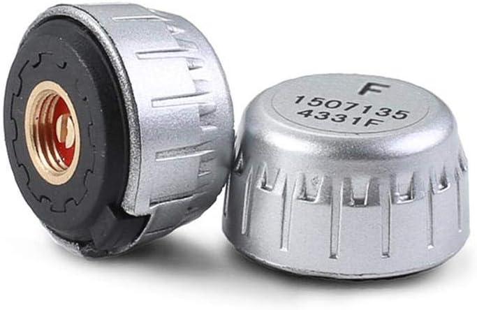 Ploufer Reifendruckkontrollsystem Sensor Reifendruckkontrollsystem F/ür Motorr/äder USB-betrieben Super Wasserdichter Sonnenschutz Tpms-System M3 constructive efficient Enjoyment