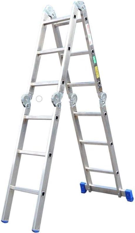 Escalera multiposición de aluminio profesional forma 33: Amazon.es: Bricolaje y herramientas