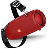 JBL Xtreme 2 Bluetooth Speaker with Rechargeable Battery- Waterproof - Carry Strap Included - Red