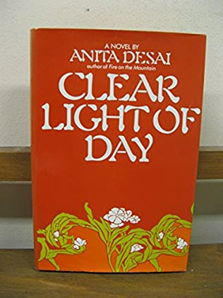 book cover of Clear Light of Day