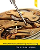 img - for Public Administration in Theory and Practice book / textbook / text book