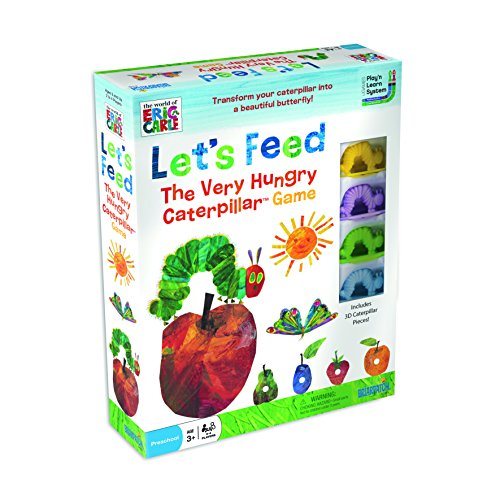 Briarpatch Let's Feed The Very Hungry Caterpillar Game