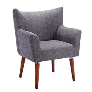 Amazon.com: Giantex ocio brazo de silla individual sofá ...
