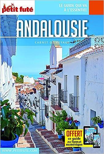 Guide Andalousie 2018 Carnet Petit Futé