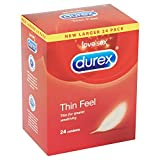Durex Thin Feel Condoms - Pack of 24 Bild 9