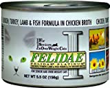 Felidae Canned Cat Food for Senior and Overweight Cats, Platinum Diet Formula 5.5 Ounce Cans (Pack of 12), My Pet Supplies