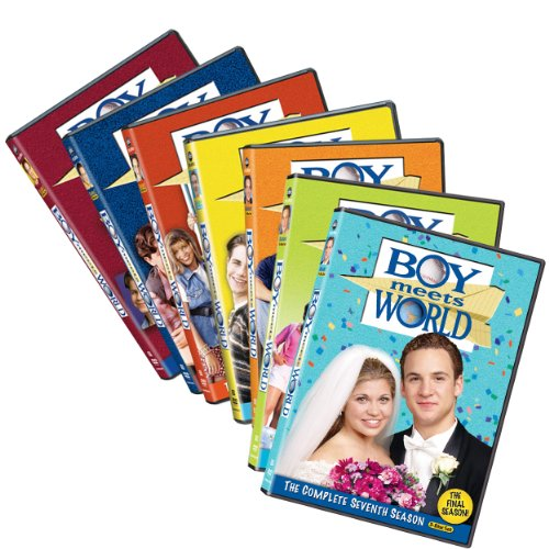 Boy Meets World: The Complete Series (Boy Meets World Full Series compare prices)