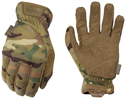 Mechanix Wear - Multicam FastFit Tactical Touchscreen Gloves (Medium, Camouflage)