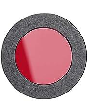 """1,25""""31,7 mm Oculair Gekleurde filterset & maanfilters Accessoires voor telescoopset met aluminium behuizing (rood)"""
