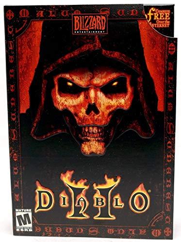 Diablo II 2 Video Game for PC/MAC Computer Windows 10/8/7/XP blizzard Entertainment