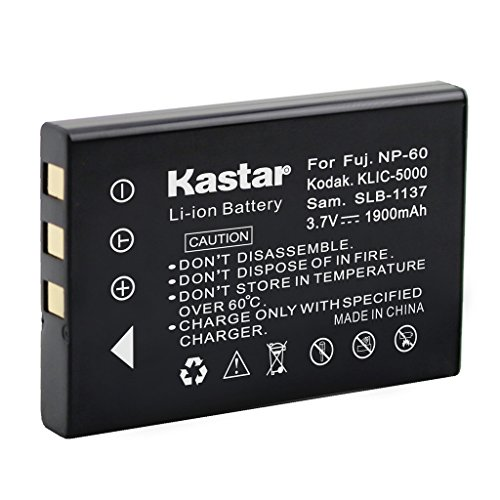 Hewlett Packard Digital Battery (Kastar Replacement R07 Digital Camera Battery for HP A1812A Q2232-80001 and HP PhotoSmart R07 R507 R607 R607xi R707 R707v R707xi R717 R725 R727 R817 R817v R818 R827 R837 R847 R926 R927 R937 R967)