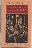 img - for The Sorrows of Young Werther and Novella book / textbook / text book