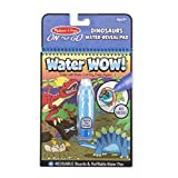 Melissa & Doug Water Wow-Dinosaur Toy, Multicolor