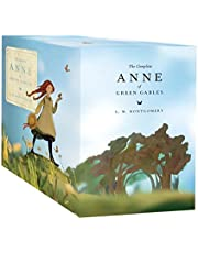 Anne of Green Gables Complete Book Set