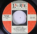 THE ROYAL GUARDSMEN 45 RPM I Needed You / Snoopy Vs. The Red Baron