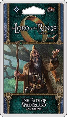 Fantasy Flight Games LOTR LCG: The Fate of Wilderland Card Game, Multicolor