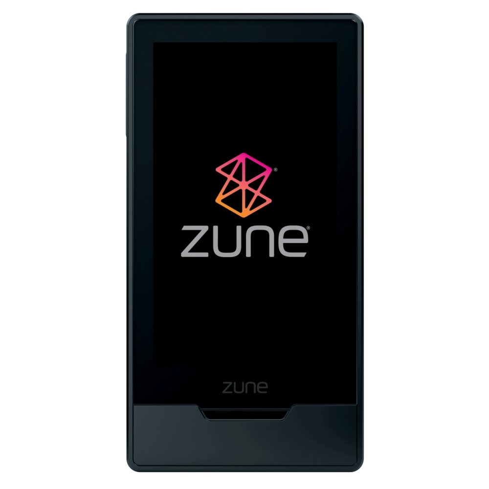 Microsoft zune wireless music player the register - Amazon Com Zune Hd 32 Gb Video Mp3 Player Platinum Home Audio Theater