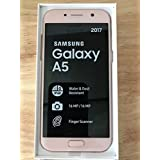 Samsung Galaxy A5 (2017) - 32GB Smartphone - Peach Cloud - Unlocked