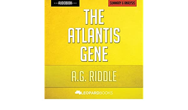 Amazon. Com: an unauthorized guide to a. G. Riddle: a short.