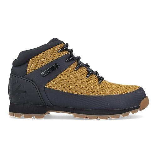 Botines de Hombre TIMBERLAND A1QHQ Euro Sprint Wheat Ripstop: Amazon.es: Zapatos y complementos
