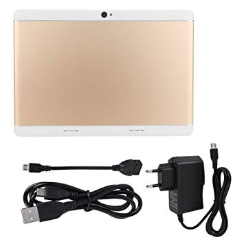 Tablet PC de 10.1 Pulgadas, Caja de Metal portátil HD ...