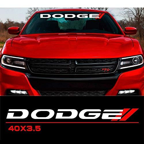 dodge ram 1500 windshield decal - 9