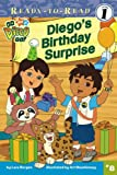 Diego's Birthday Surprise, Lara Bergen, 1416954317