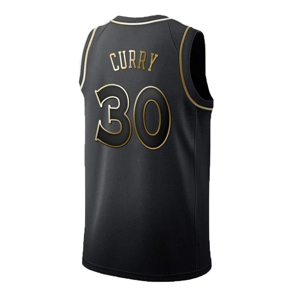 FOKN Stephen Curry de los Hombres de los Hombres del Jersey de ...