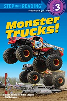 Monster Trucks Step Into Reading Kindle Edition By Susan E
