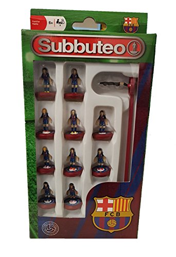 Subbuteo FC Barcelona Players Pack
